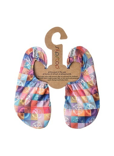 Slipstop Slipstop Kaydırmaz Ayakkabı/Patik SS20110296 Aura Junior Renkli
